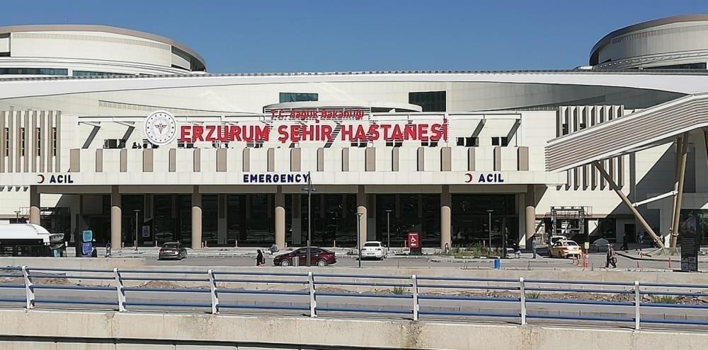 Erzurum bölgede 2, ülkede 20'inci sırada