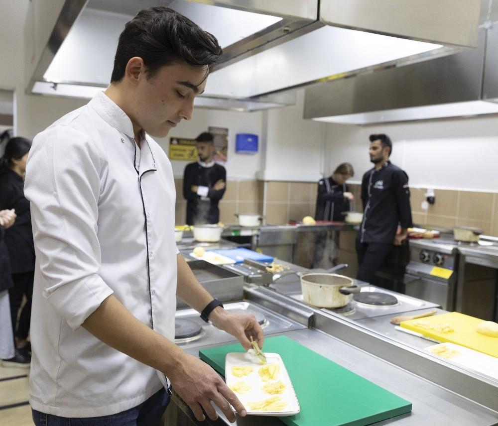 Gastronomi ve Mutfak Sanatları Bölümü Turak tarafından akredite edildi