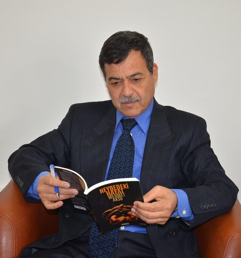 Kahraman Maraşlı Şair Aksu'nun sesi Erzurum'dan yankılandı