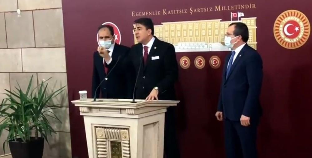 Aydemir, 'Erzurum, Milli Uzay Projesi merkezleri arasında'