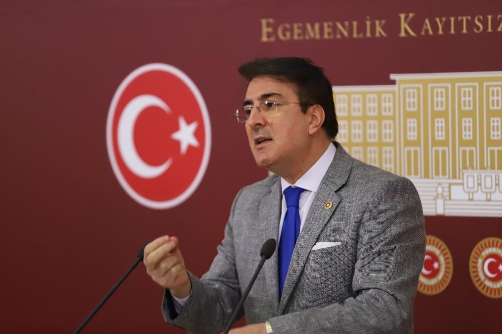 Aydemir, TBMM'de Erzurum ilçelerini örnek gösterdi