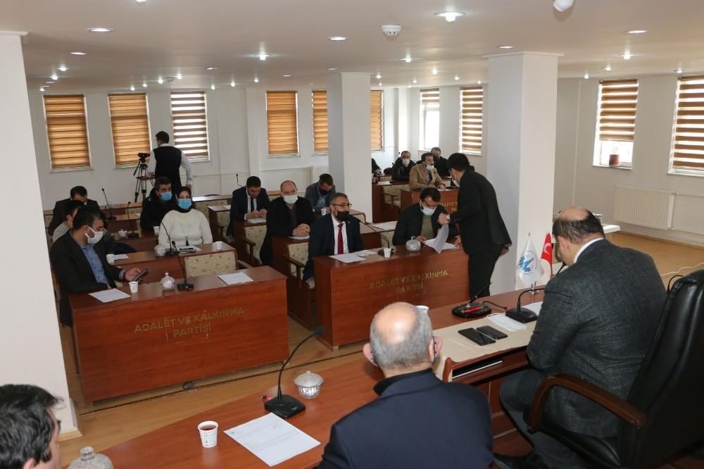 Aziziye Belediye Meclisinden Kabe'ye saygısızlığa tepki