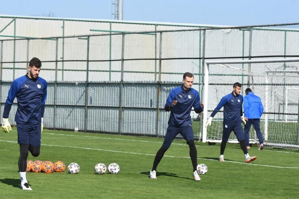BB Erzurumspor, Çaykur Rizespor hazırlıklarını tamamladı