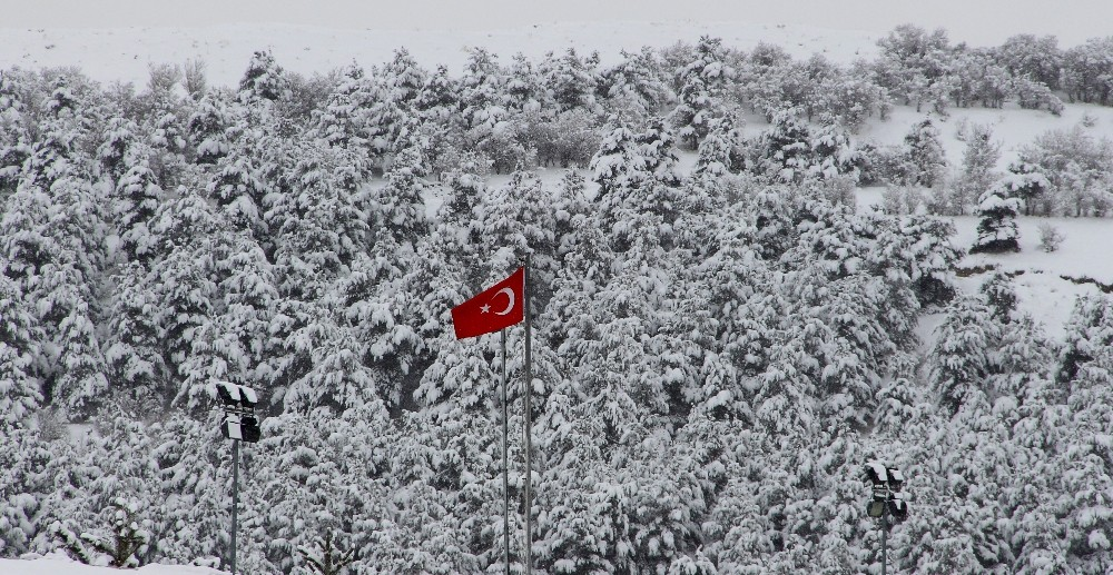 Erzurum'da kartpostallık eşsiz manzaralar