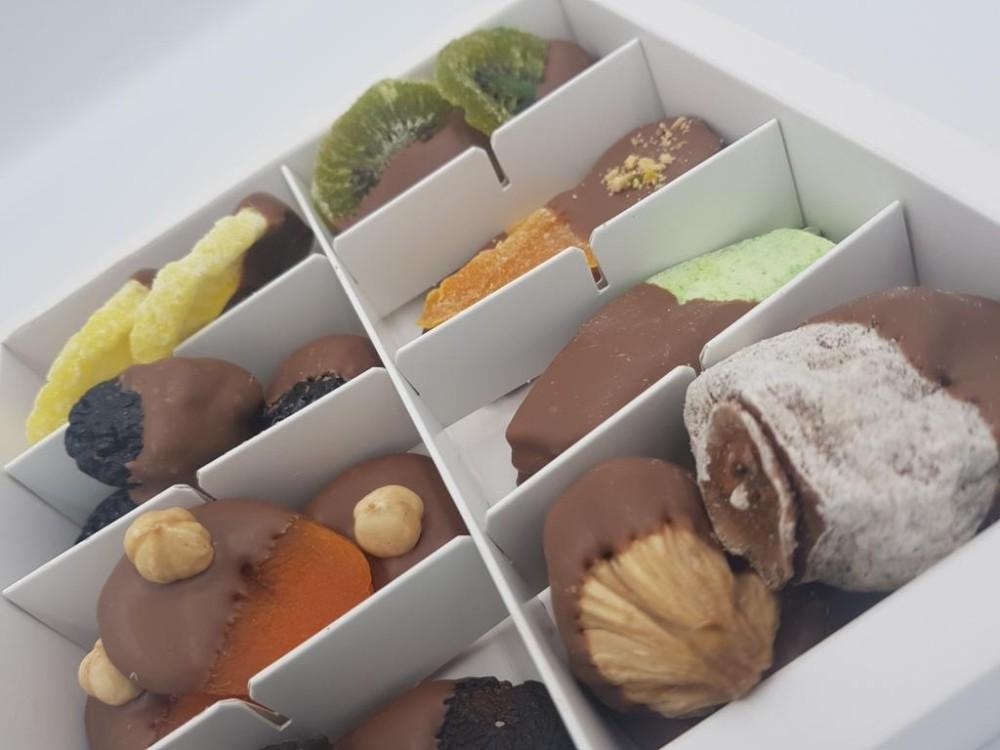 Madame Mai Çikolata Türk damak tadına uygun lezzetler üretiyor