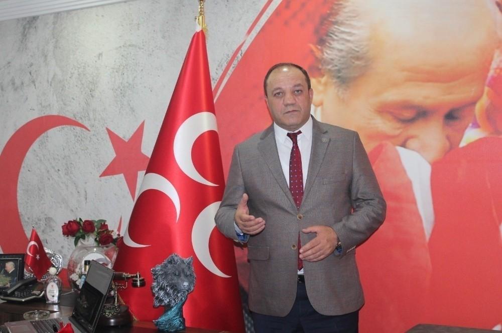 """MHP Erzurum İl Başkanı Naim Karataş; """"Kalleşlerden tek tek hesap sorulacak"""""""