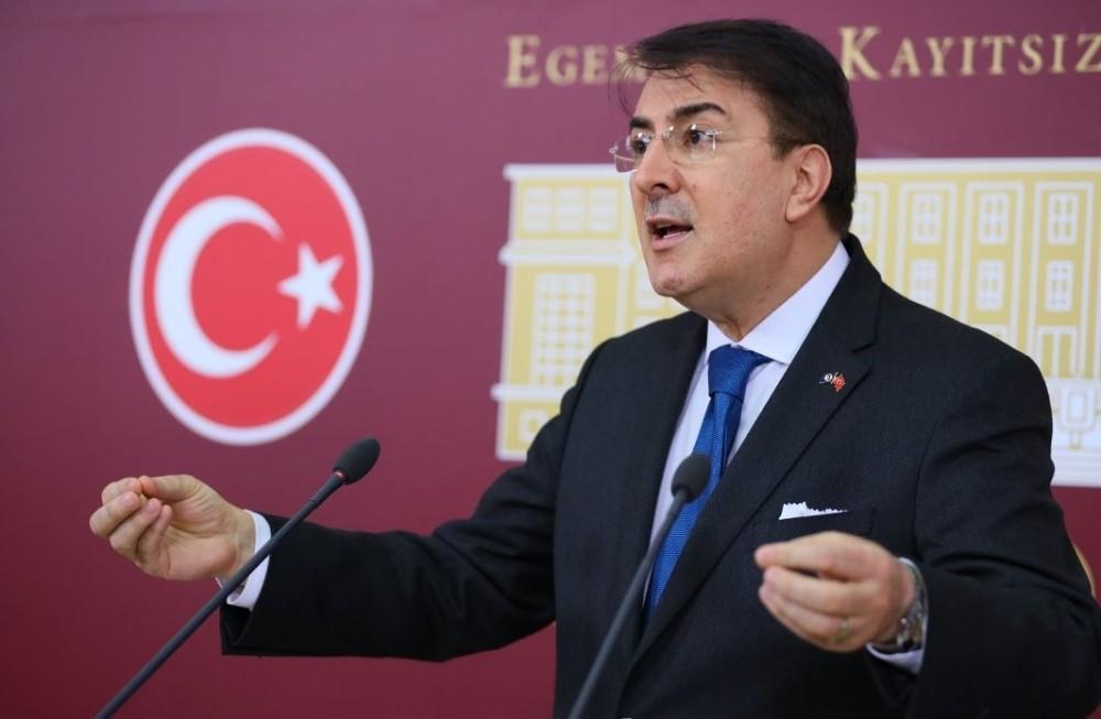 Milletvekili Aydemir TBMM'de AK Belediyeciliği anlattı