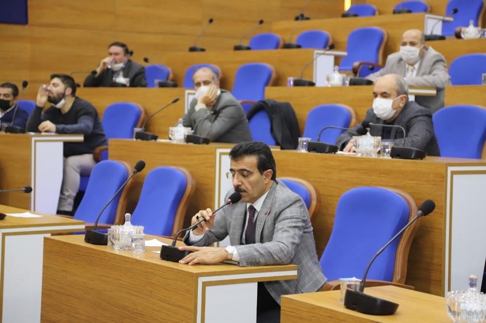 Palandöken Belediyesi Meclisi'nden Kabe'ye saygısızlığa tepki