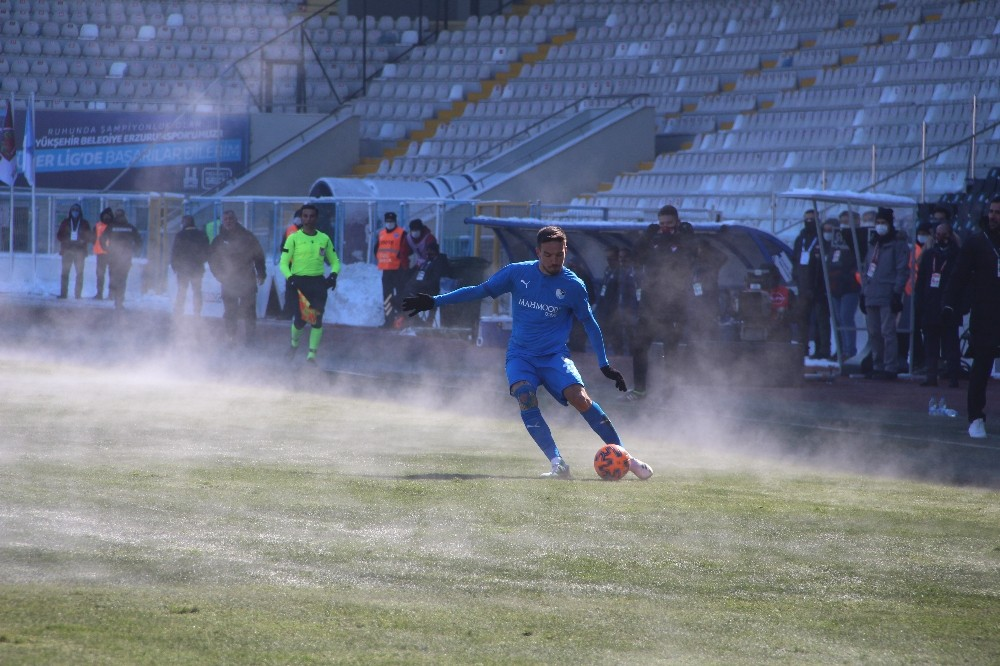 Süper Lig: BB Erzurumspor: 1 – A. Hatayspor: 3 (Maç sonucu)