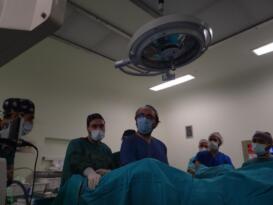 Holep Erzurum Şehir Hastanesinde