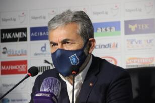 """Aykut Kocaman: """"Bu maçı çevirmeyi başaran oyuncularımı kutluyorum"""""""