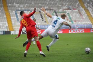 Süper Lig: BB Erzurumspor: 0 – Yeni Malatyaspor: 0 (İlk yarı)
