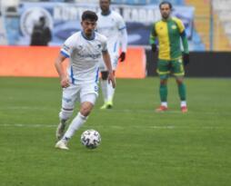 Özgür Sert, ilk maçında ilk golünü Fenerbahçe'ye attı