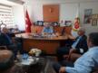CHP Milletvekillerinden DAGC'ye ziyaret