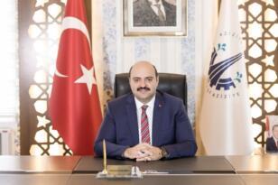 Başkan Orhan'dan Cumhurbaşkanı Erdoğan'a teşekkür