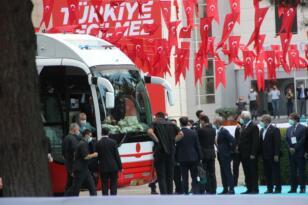 """Cumhurbaşkanı Erdoğan: """"Hep milletimizle beraber yürüdük, bundan sonra da milletimizin gösterdiği istikamette yürümekte kararlıyız"""""""