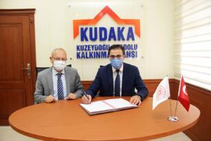 Erzurum'da soğuk ve yüksek rakım test merkezi için imzalar atıldı