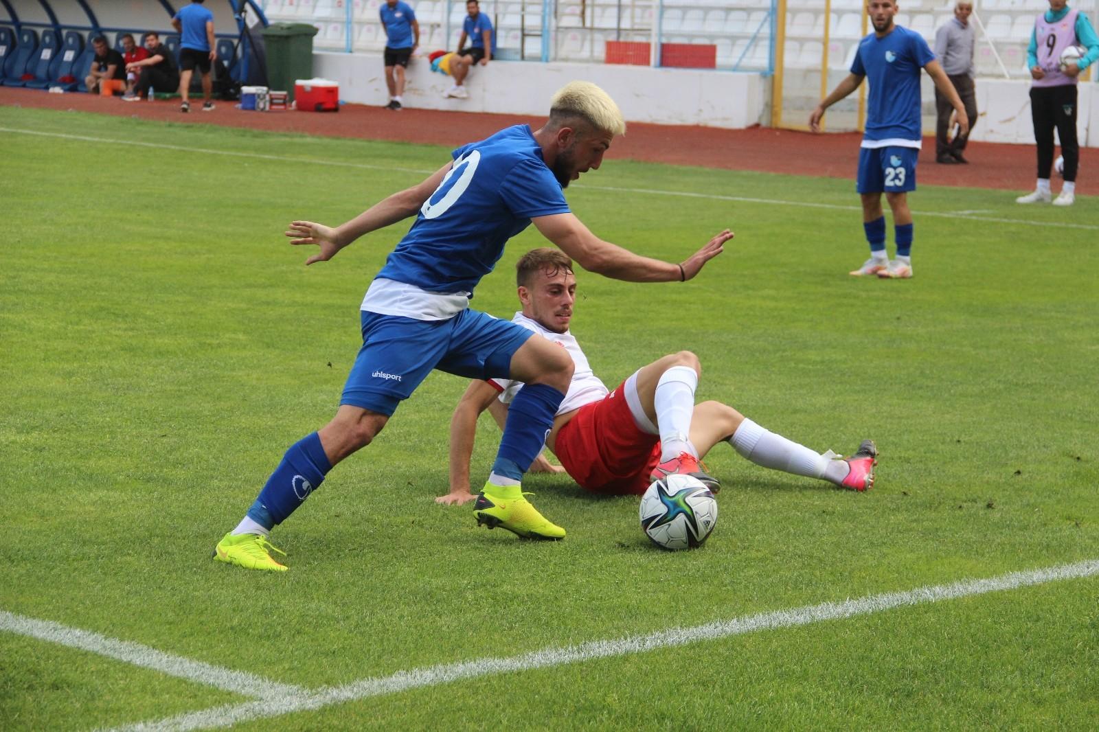 Hazırlık Maçı: BB Erzurumspor: 1 – Antalyaspor: 2
