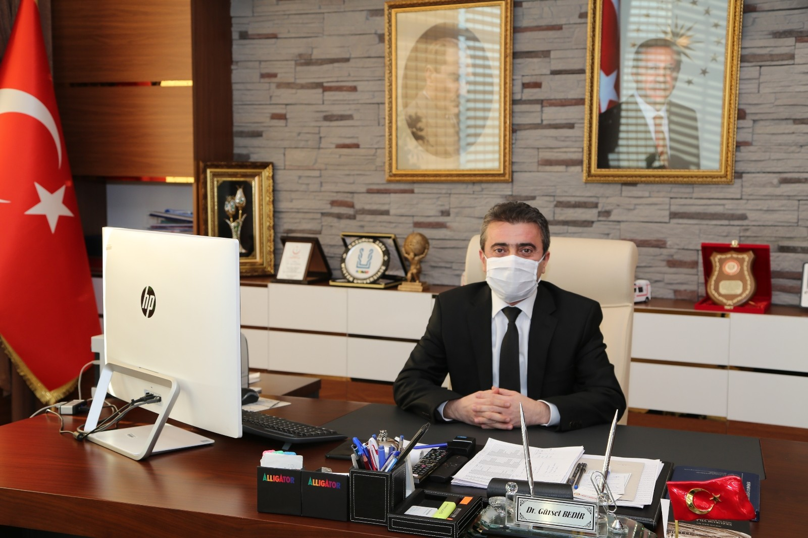 """Erzurum İl Sağlık Müdürlüğü'nden """"Haydi Dadaşlar Aşıya"""" kampanyası"""