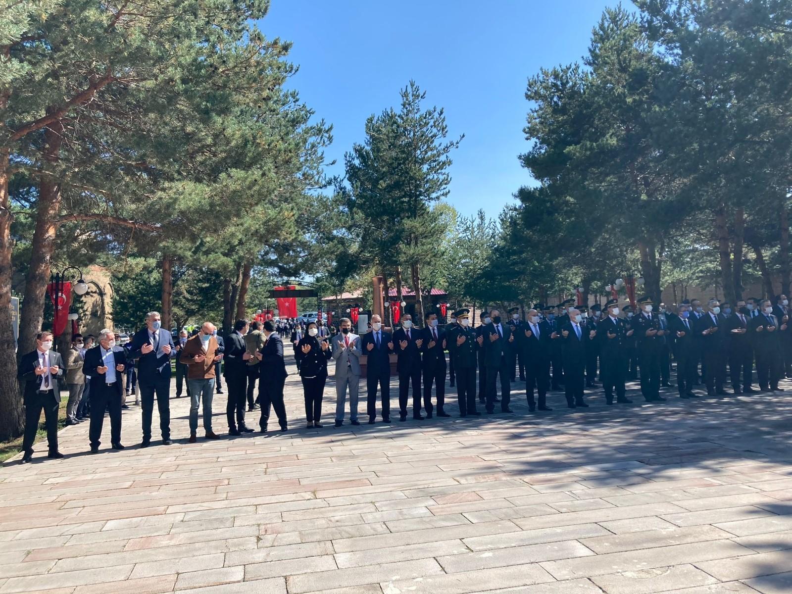 Erzurum'da 19 Eylül Gaziler Günü etkinlikleri
