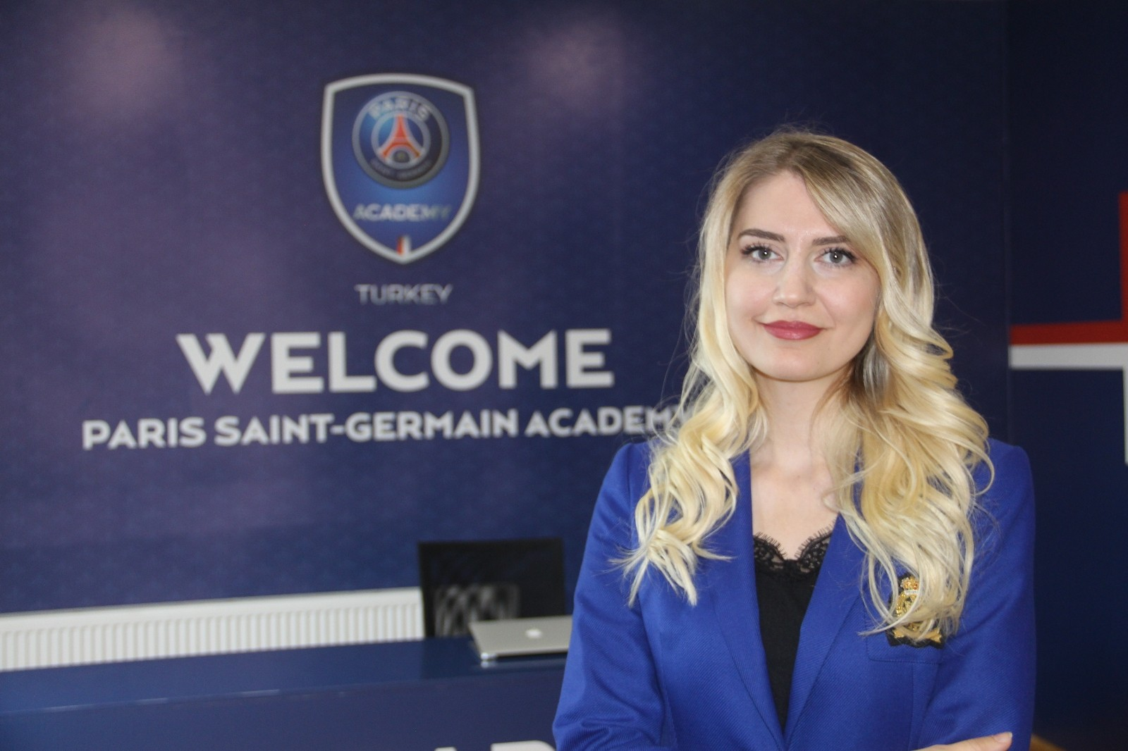 Erzurum'da Paris Saint-Germain Futbol Akademisi açıldı