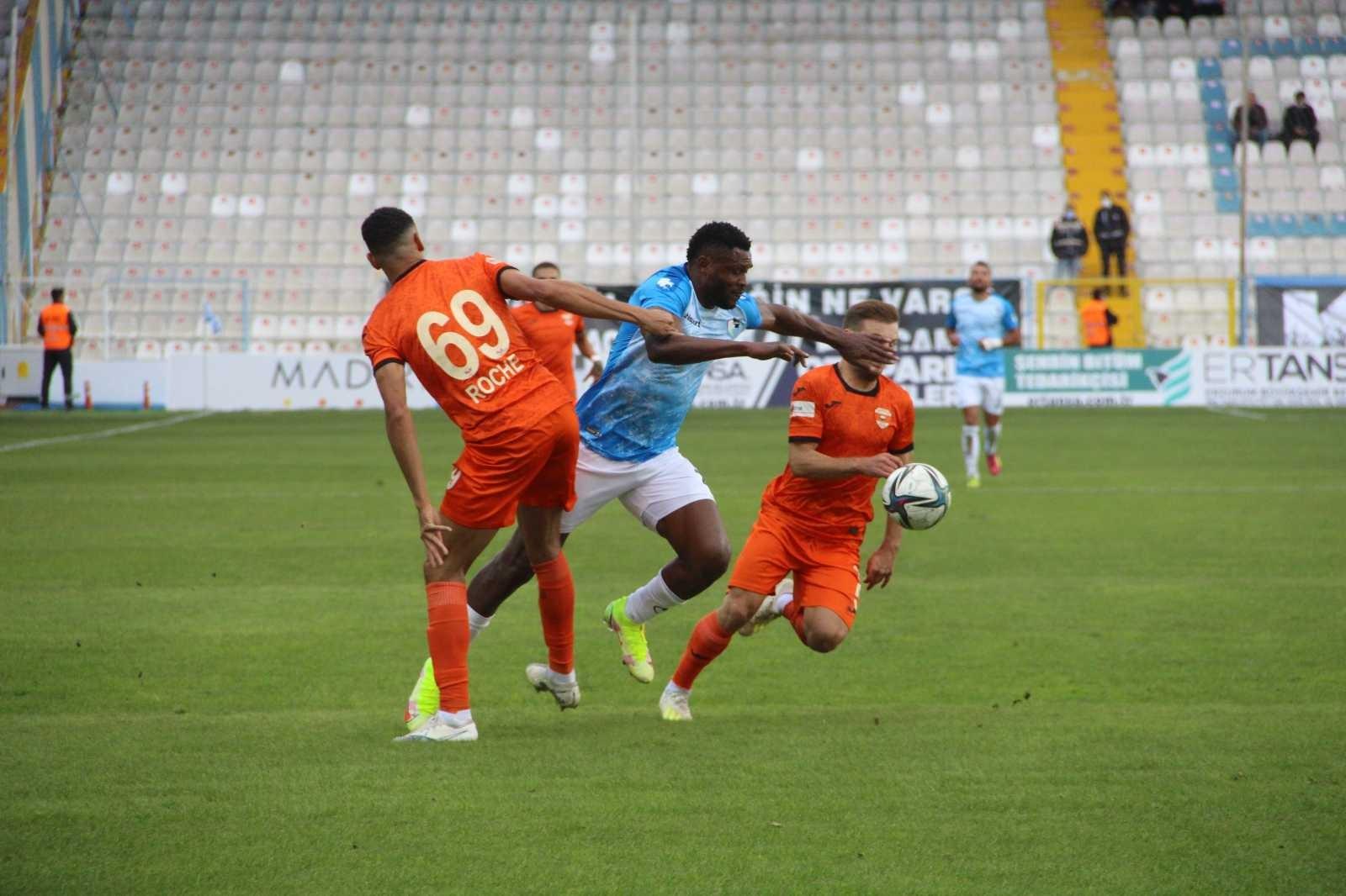 TFF 1. Lig: BB Erzurumspor: 3 – Adanaspor: 1