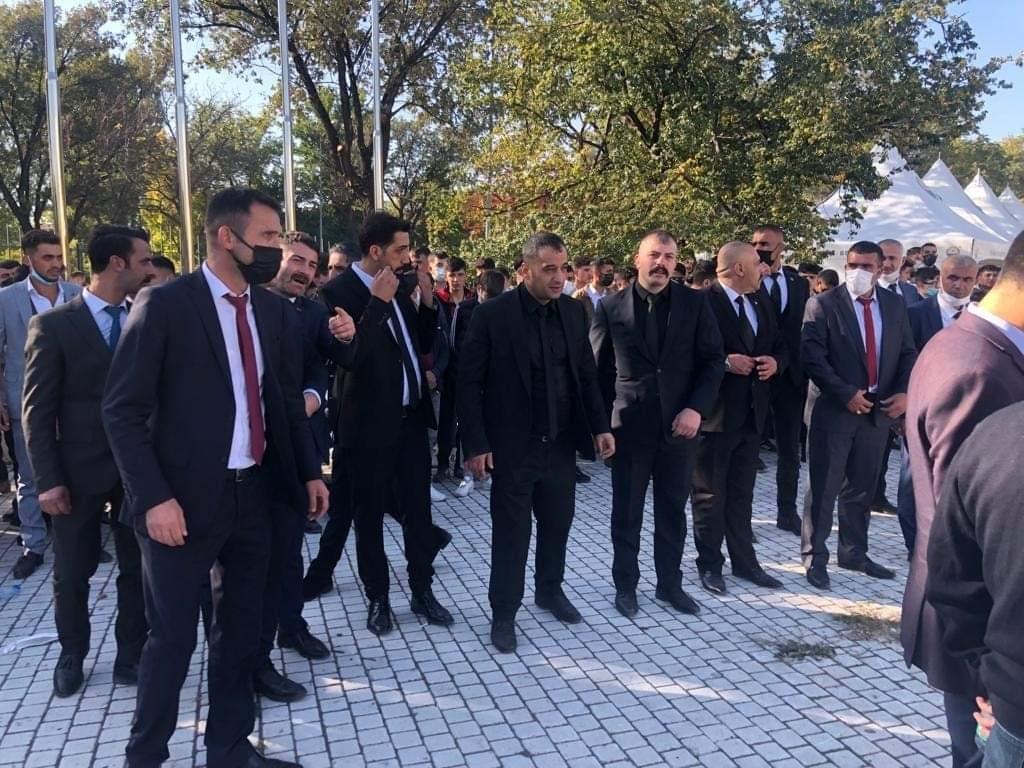 Gençlik Kurultayına Erzurum'dan güçlü katılım
