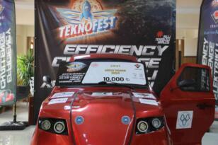 TOGG'u örnek alarak elektronik araba ürettiler iki ödül birden kazandılar